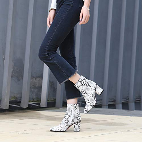 Express your unique style with these fun and comfortable ankle boots.