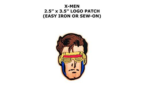 Superheroes Marvel Comics X-Men Cyclops Mask 3.55