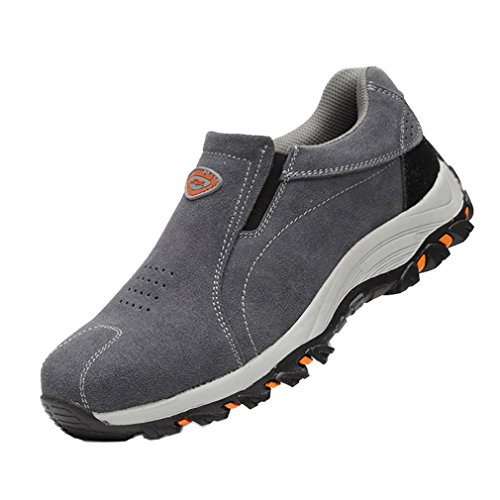Shoes Grey Shoes Shoes Shoes Shoes Safety Work Juleya Breathable Shoes Low Sports Unisex Hwg6wz5x7q