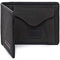Royal Enfield Charcoal Cotton Wallet for Men (RLCWAI000006)