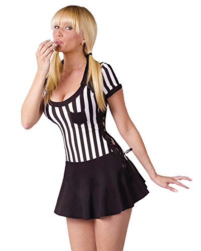Sexy  (Womens Referee Costume Ideas)