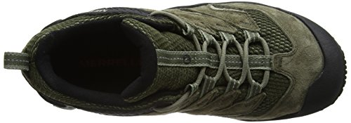 7 Olive Rise Men's Boots Green Low Dusty Cham WTPF Limit Hiking Merrell wPqEYxE