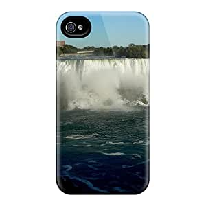 [nkK10406UhQu] - New Of Rainbows Waterfalls Blue Pools Protective Iphone 6 Classic Hardshell Cases