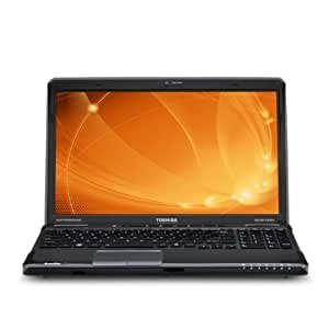 Toshiba Satellite A665-S6055 LED TruBrite 16-Inch Laptop (Black)