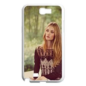 Samsung Galaxy N2 7100 Cell Phone Case White he33 rosie huntington victoria secret sexy SUX_196167