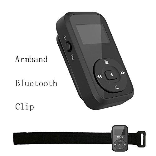 Clip Bluetooth Portable Lossless GB Black