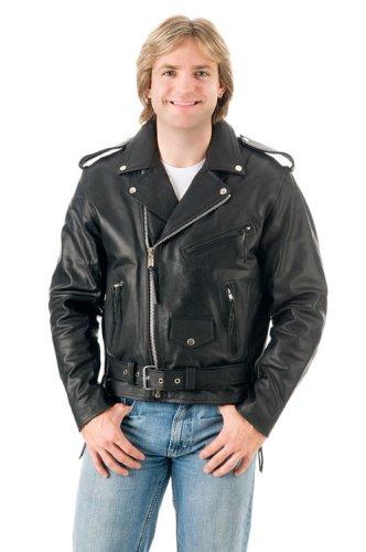 Mossi Legend Men's Jacket (Black, Size 48)