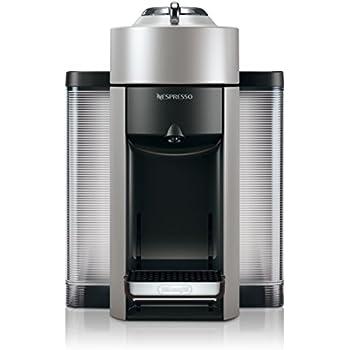 nespresso vertuo evoluo coffee and espresso machine by de 39 longhi silver kitchen. Black Bedroom Furniture Sets. Home Design Ideas