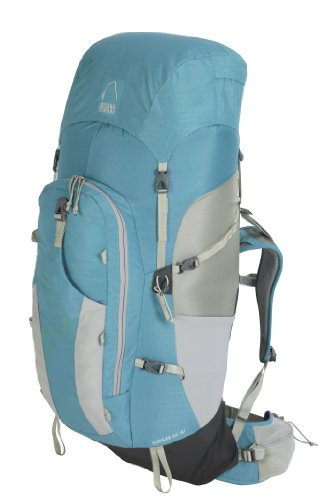 Sierra Designs Women's Jubilee 65 Backpack (Ocean), Outdoor Stuffs