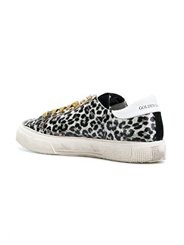 Gouden Gans Damen G32ws127h2 Multicolour Leder Sneakers