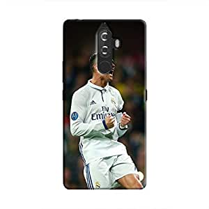 Cover It Up - Cristiano Goal K8 Plus Hard Case