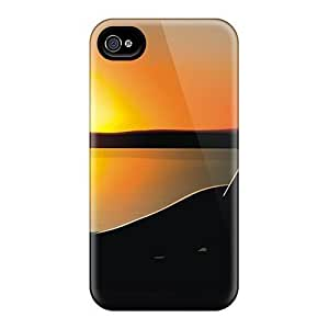 Protection Case For Samsung Galaxy S3 I9300 Case Cover / Case Cover For Iphone(sunset Babe)