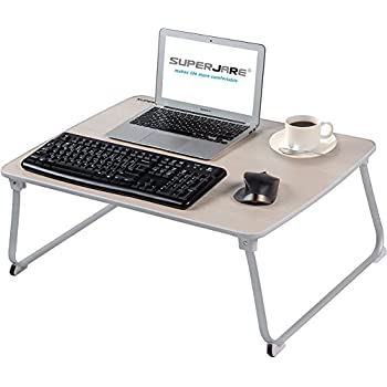 extra large bed table for laptop superjare