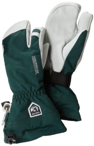 Hestra Heli Ski 3 Finger Glove Bottle Green 9 On Galleon Philippines