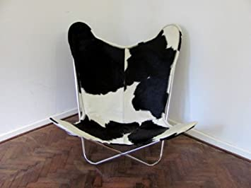 Butterfly Chair In Cowhide BKF