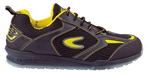 Cofra 78450-000 - Zapatos de seguridad s1p carnera zapatillas bajas tamaño beta 191 42