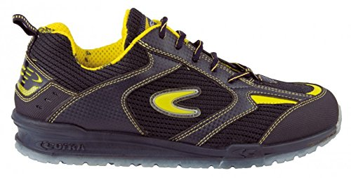 Cofra zapatos de seguridad Carnera S1P Running halbschuhe bgr191grandes 44, 78450–000