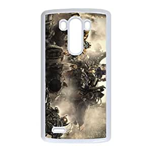 LG G3 White Transformers phone case cell phone cases&Gift Holiday&Christmas Gifts NVFL7A8825099