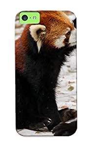 Ellent Design Red Pandas Case Cover For Iphone 5c For New Year's Day's Gift by lolosakes