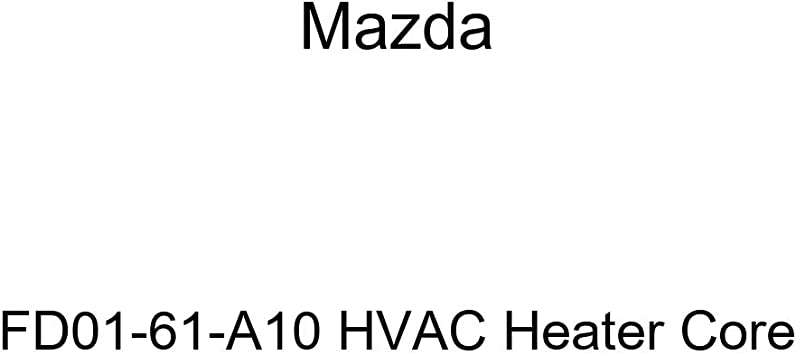 Mazda FD01-61-A10 HVAC Heater Core