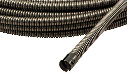 3/8'' x 100' Drain Cable - Aircraft Wire Inner Core, Slotted Ends (31100SLT) by Draincables Direct (Image #3)