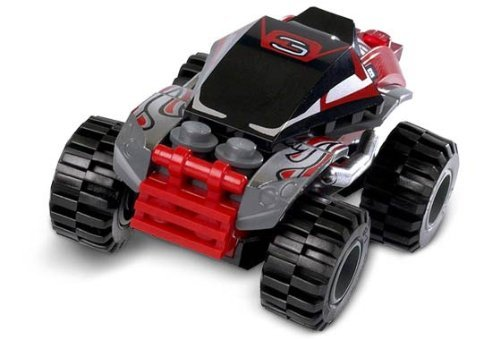 LEGO Racers: Monster Crusher (8642) by (Crusher Lego Racer)