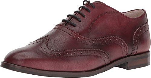 Massimo Matteo Womens Oxford Wing Tip Bordo outlet lowest price free shipping best sale free shipping Cheapest footaction online free shipping footlocker finishline QTSsIT