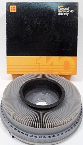 - Kodak B140T Carousel Transvue 140 Slide Tray