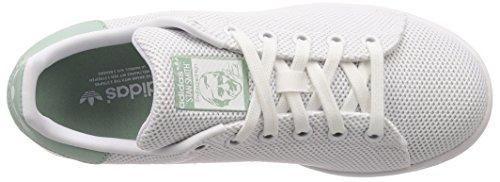 adidas Women's Stan Smith W Running Shoes White (Ftwbla/Ftwbla/Vercen 000) Manchester discount limited edition ktib1U7Q