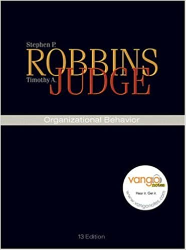 Organizational behavior 13th edition stephen p robbins timothy organizational behavior 13th edition 13th edition fandeluxe Choice Image