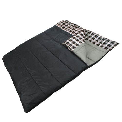American Trails Ozzie & Harriet Double Person Giant Sleeping Bag