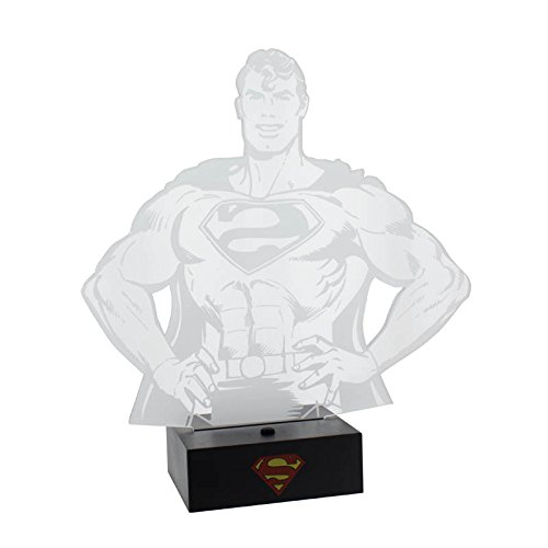 Paladone Superman Hero Night Light - Night Light Superman