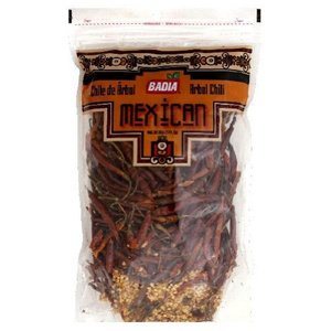 Badia Mexican Dried Chili Pods, 3 Ounce (Pack of 12)