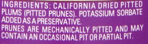Sun Maid California Pitted Prunes, 16-Ounce Canisters (Pack of 4) by Sun Maid (Image #2)