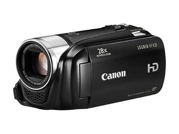 Canon LEGRIA HF R28 - Videocámara Memoria Flash Integrada ...