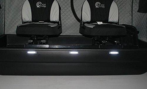 Clam Large Led Sled Lights
