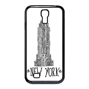Samsung Galaxy S4 Cases New York, Dustin, {Black}
