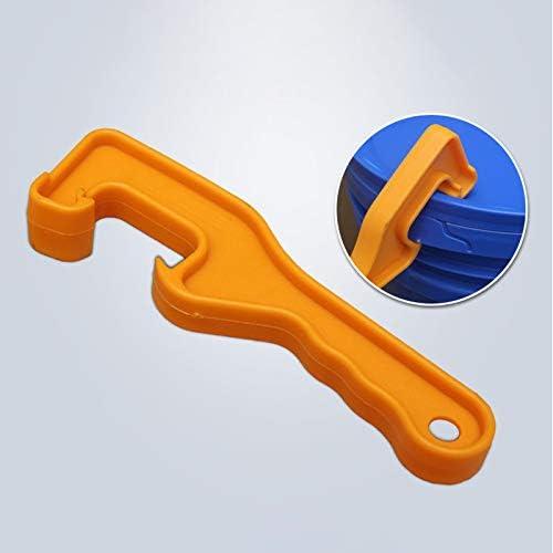 Rubywoo Lid Opener Plastic Gallon Bucket Pail Paint Barrel Lid Can ...