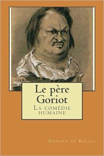 نتيجة بحث الصور عن LE PERE GORIOT