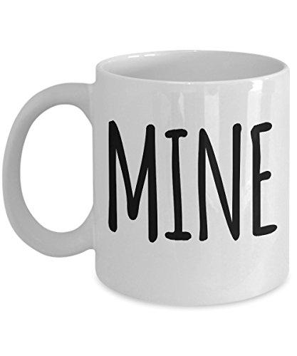 Mine  Quality Coffee Mug Gift for Men and Women