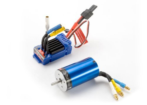 n VXL-3m Brushless Power System 1/16 ()