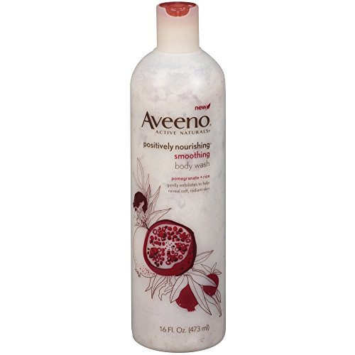 Aveeno Active Naturals Positively Nourishing Smoothing Body