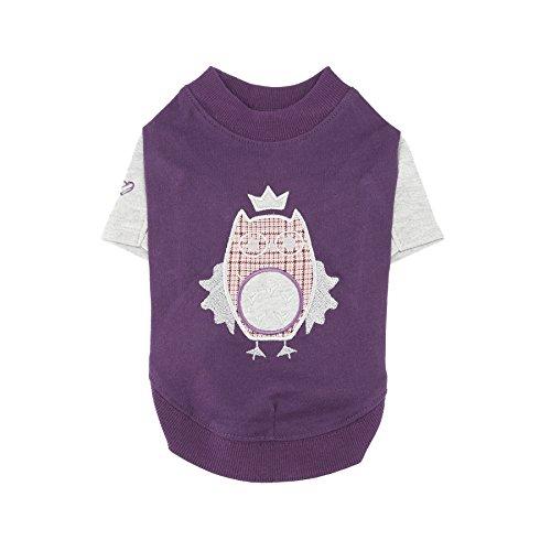 Pinkaholic New York Midnight Shirt, Medium, Purple by Pinkaholic New York