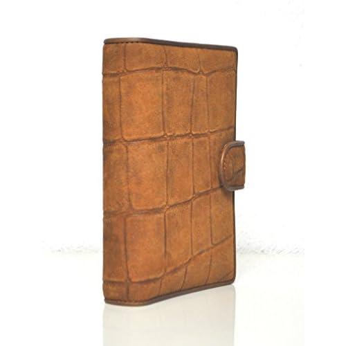 Succes Bantry Senior Color Marrón coñac piel de ternero Anillo libro ...