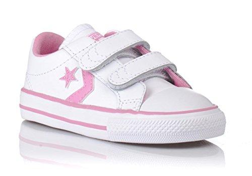Converse , Mädchen Sneaker Weiß wei