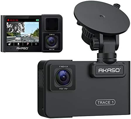 Dual Dash Cam Front Inside product image
