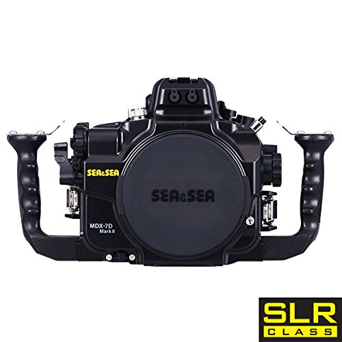 UPC 075222106175, Sea and Sea MDX-7DMKII Housing For CANON EOS 7DMKII