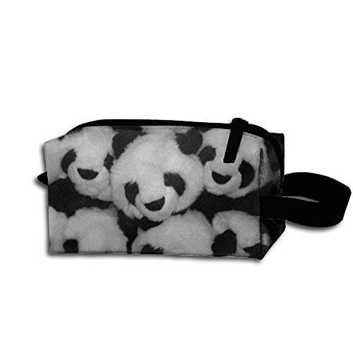 Used, KaiyuanMYRUN Panda Doll Women Cosmetic Bag Travel Girls for sale  Delivered anywhere in USA