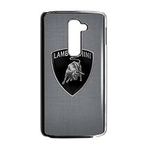 Happy Lamborghini sign fashion cell phone case for LG G2