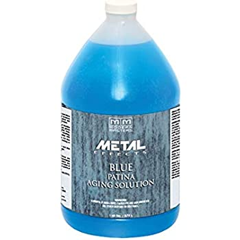 Modern Masters PA902GAL Metal Effects Patinas/Activators, Blue